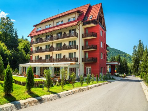 Hotel TTS, Covasna